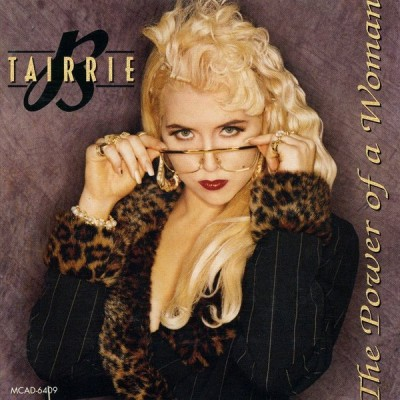 Tairrie B – The Power Of A Woman (CD) (1990) (FLAC + 320 kbps)