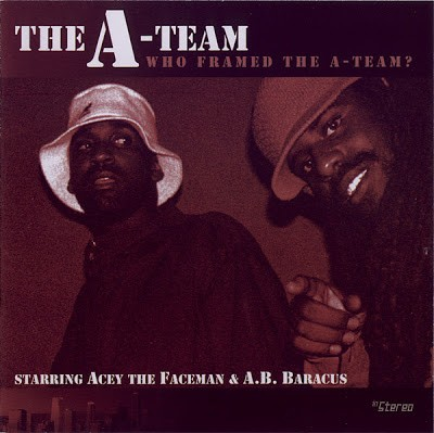 The A-Team – Who Framed The A-Team? (CD) (1999) (FLAC + 320 kbps)