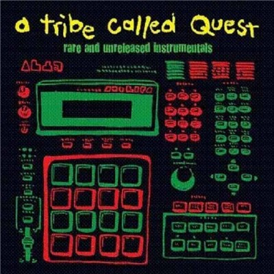 A Tribe Called QA Tribe Called Quest - Rare and Unreleased Instrumentals Vol. 1
