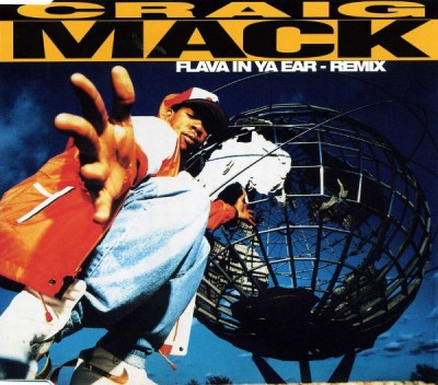 Craig Mack – Flava In Ya Ear (Remix) (CDS) (1994) (FLAC + 320 kbps)