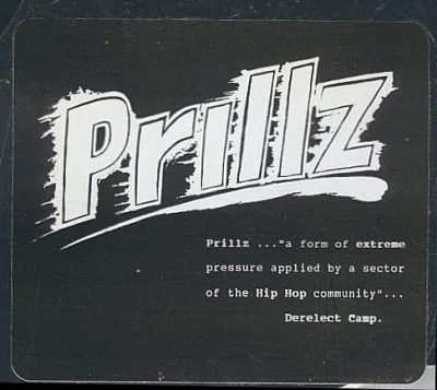 Derelect Camp – Prillz (Pressure) / Hold-On (VLS) (1996) (FLAC + 320 kbps)