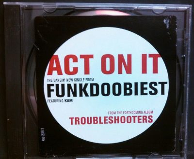 Funkdoobiest – Act On It (Promo CDS) (1997) (FLAC + 320 kbps)