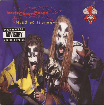 Insane Clown Posse – Halls Of Illusions (CDS) (1997) (FLAC + 320 kbps)