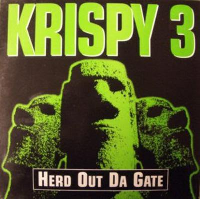 Krispy 3 – Herd Out Da Gate EP (CD) (1994) (FLAC + 320 kbps)