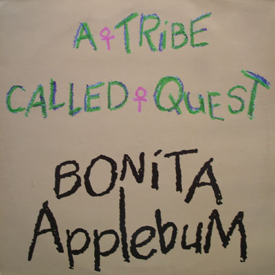 A Tribe Called Quest – Bonita Applebum (3 Track CDS) (1990) (320 kbps)