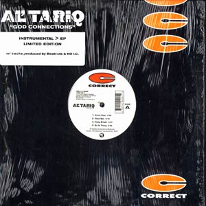 Al' Tariq – God Connection: Instrumental EP (1997) (Vinyl) (VBR)