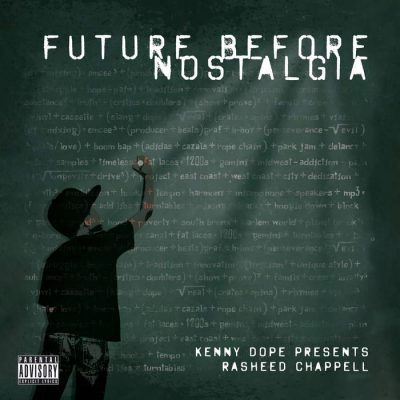 Rasheed Chappell ‎- Future Before Nostalgia (WEB) (2011) (320 kbps)