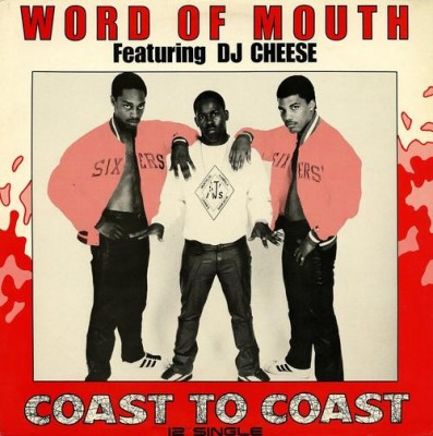 Word Of Mouth & DJ Cheese – Coast To Coast (VLS) (1986) (320 kbps)