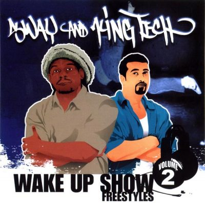 Sway & King Tech – Wake Up Show Freestyles Vol. 2 (CD) (1996) (FLAC + 320 kbps)