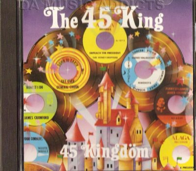 The 45 King ‎– 45 Kingdom (CD) (1990) (FLAC + 320 kbps)