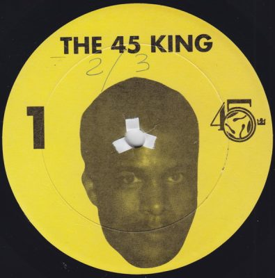 The 45 King – Brainstorm EP (Vinyl) (1993) (FLAC + 320 kbps)