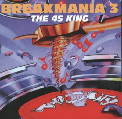 Tuff City Squad ‎– Breakmania 3 (CD) (1995) (FLAC + 320 kbps)