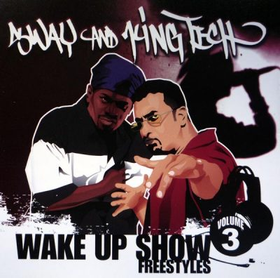 Sway & King Tech ‎- Wake Up Show Freestyles Vol. 3 (CD) (1997) (FLAC + 320 kbps)