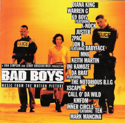 00 - Bad Boys (Music From The Motion Picture)