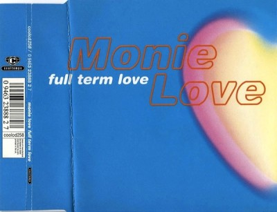 Monie Love – Full Term Love (CDS) (1992) (FLAC + 320 kbps)