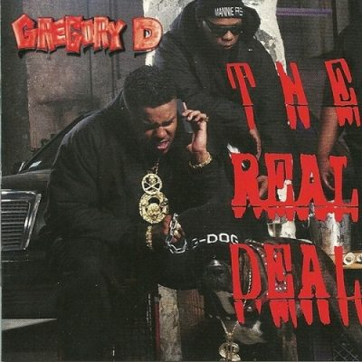 Gregory D – The Real Deal (CD) (1992) (FLAC + 320 kbps)