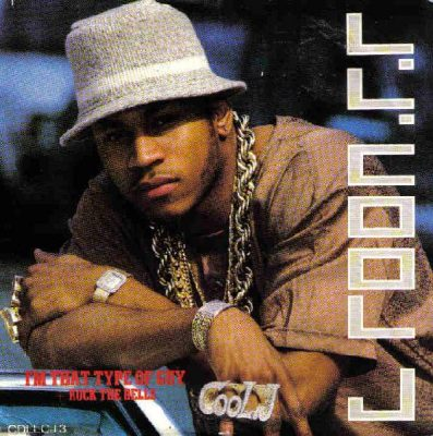 LL Cool J – I'm That Type Of Guy / Rock The Bells (CDM) (1989) (FLAC + 320 kbps)