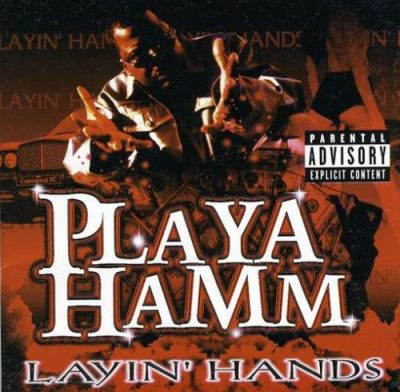 Playa Hamm – Layin' Hands (CD) (2001) (FLAC + 320 kbps)