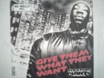 MC Mell'O – Give Them What They Want (2005) (VLS) (VBR)