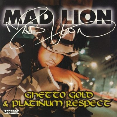 Mad Lion – Ghetto Gold & Platinum Respect (CD) (1997) (320 kbps)