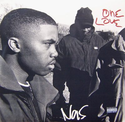 Nas – One Love (CDM) (1994) (FLAC + 320 kbps)