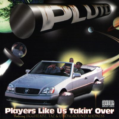 Pluto – Players Like Us Takin' Over (CD) (1995) (320 kbps)