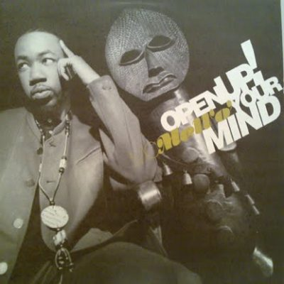 MC Mell O – Open Up Your Mind (CDM) (1990) (VBR)