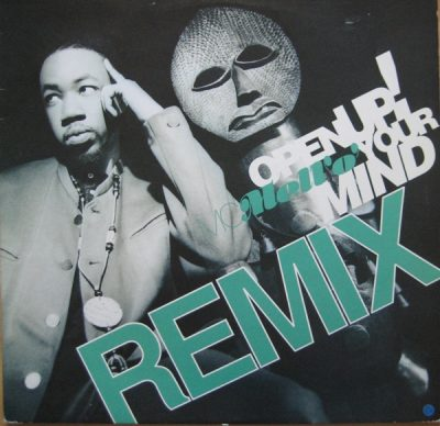 MC Mell'O' – Open Up Your Mind (Remix) (1990) (VLS) (192 kbps)