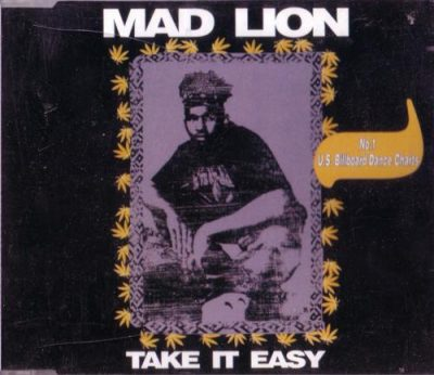 Mad Lion – Take It Easy (CDS) (1994) (320 kbps)