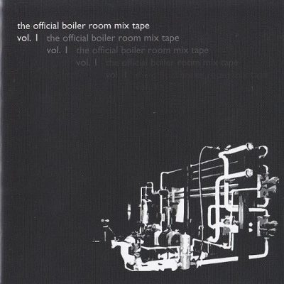 Oldominion – The Official Boiler Room Mix Tape Vol. 1 (CD) (2001) (FLAC + 320 kbps)