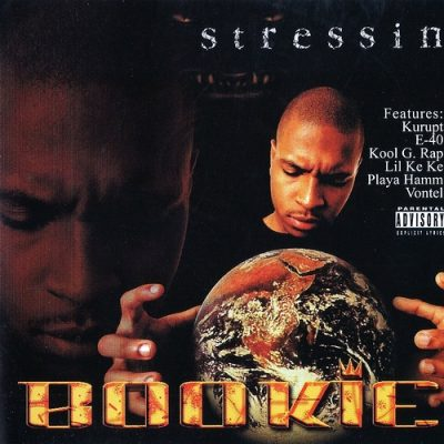 Bookie – Stressin' (CD) (1999) (320 kbps)