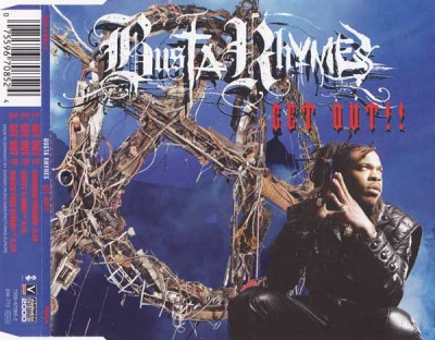 Busta Rhymes – Get Out!! (CDM) (2000) (FLAC + 320 kbps)