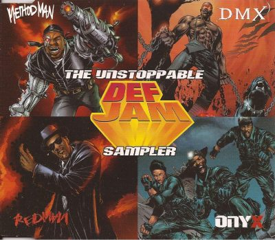 VA – The Unstoppable: Def Jam Sampler (CD) (1999) (320 kbps)
