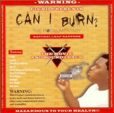 Fiend – Can I Burn? (CD) (2000) (FLAC + 320 kbps)