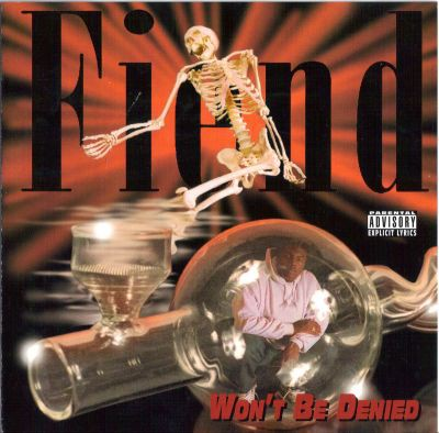 Fiend – Won't Be Denied (CD) (1995) (FLAC + 320 kbps)