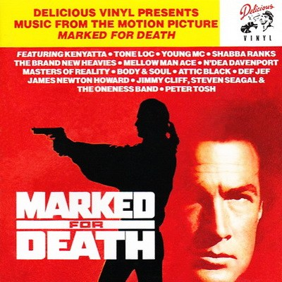 OST – Marked For Death (CD) (1990) (320 kbps)