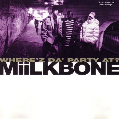 Miilkbone – Where'z Da Party At? (CDM) (1995) (FLAC + 320 kbps)