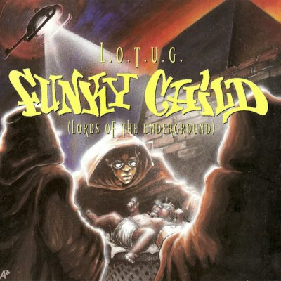 Lords Of The Underground – Funky Child (Promo CDS) (1992) (VBR)
