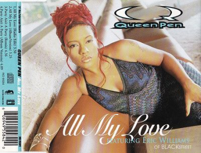 Queen Pen – All My Love (1997) (CDM) (VBR)