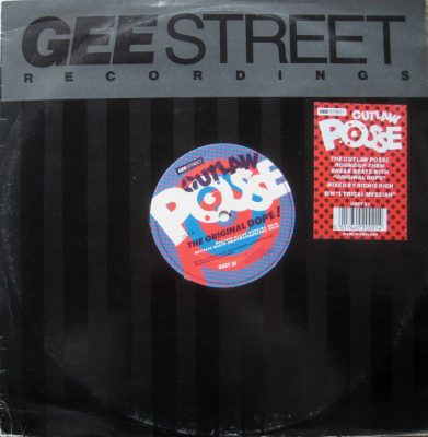 Outlaw Posse – The Original Dope! (1989) (VLS) (320 kbps)