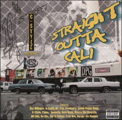 C-Style Presents – Straight Outta Cali (CD) (1998) (FLAC + 320 kbps)