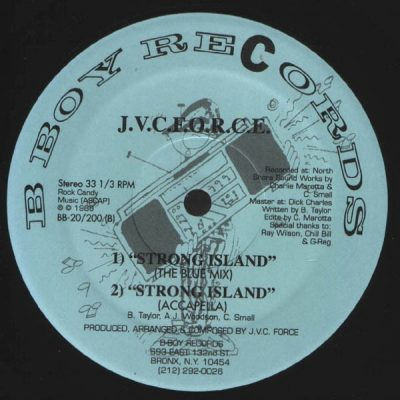 J.V.C. F.O.R.C.E. – Take It Away / Strong Island (The Blue Mix) (VLS) (1988) (FLAC + 320 kbps)