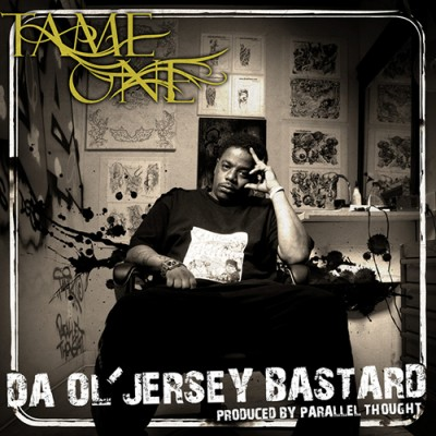 Tame One – Da Ol' Jersey Bastard (CD) (2008) (FLAC + 320 kbps)
