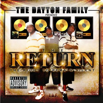 The Dayton Family – The Return (CD) (2009) (FLAC + 320 kbps)