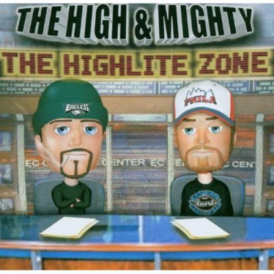 The High & Mighty – The Highlite Zone (CD) (2003) (FLAC + 320 kbps)
