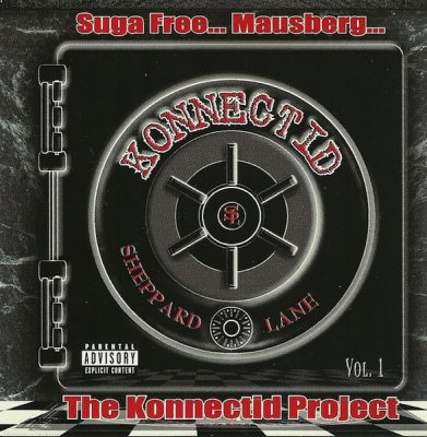 Suga Free & Mausberg – The Konnectid Project (CD) (2000) (320 kbps)
