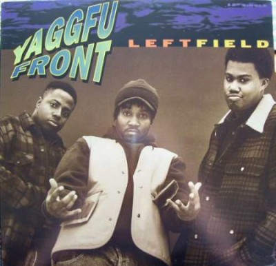 Yaggu Front - Left Field (CD Single)