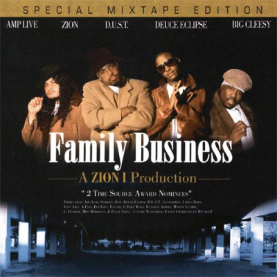 Zion I - Family Business