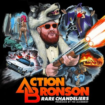 Action Bronson & The Alchemist – Rare Chandeliers (Vinyl Reissue) (2012) (FLAC + 320 kbps)