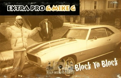 Extra Pro & Mike G – From Block To Block EP (1998) (Cassette) (VBR)
